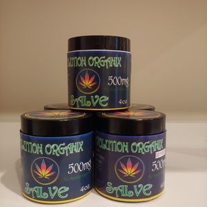 500 MG Salve ( Topical )